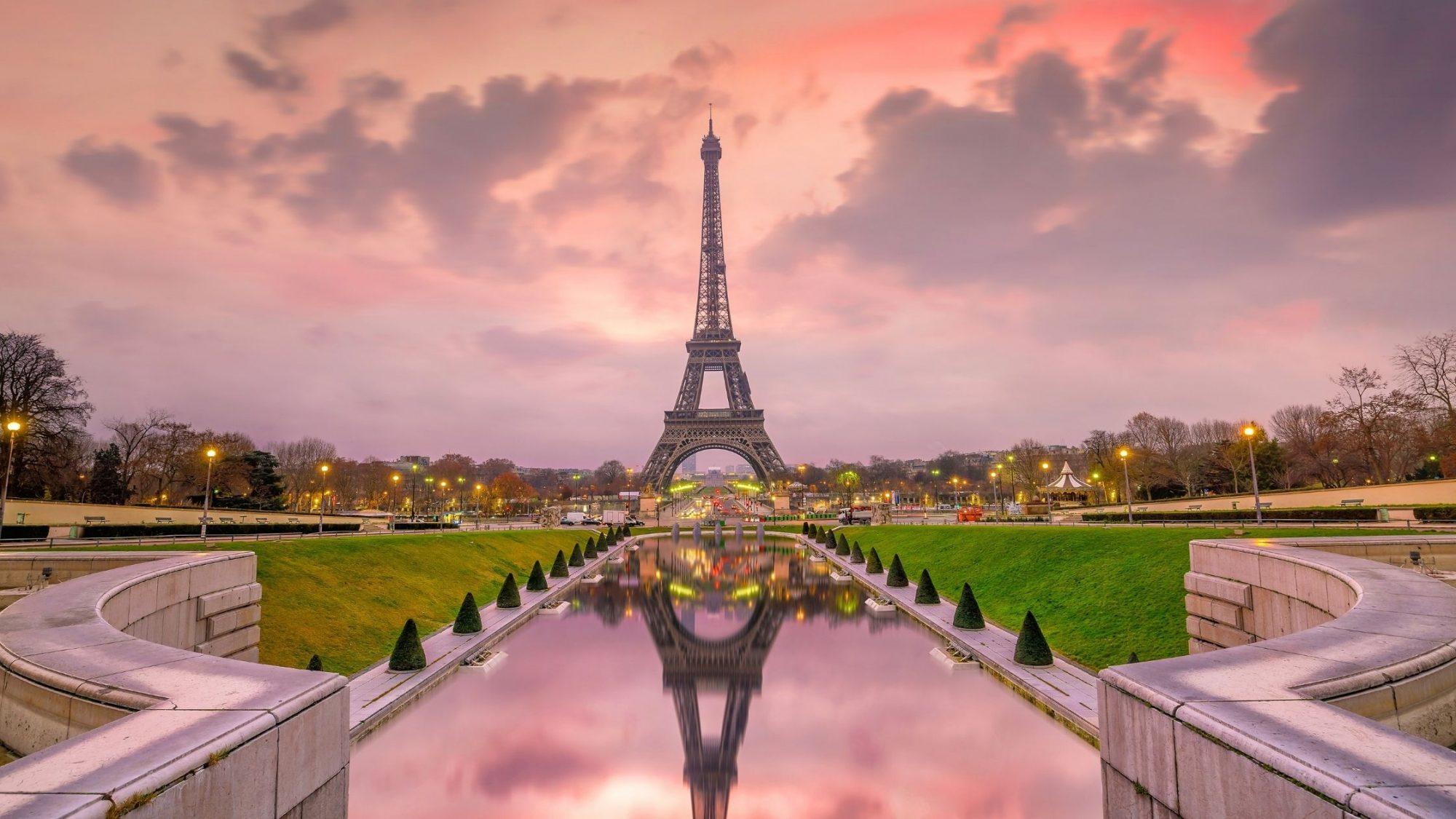O noapte albă în Paris