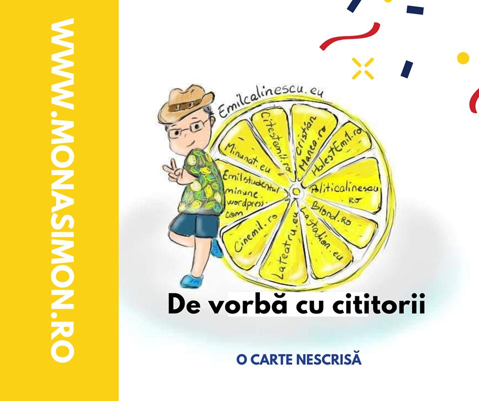 De vorbă cu cititorii: Emil Călinescu