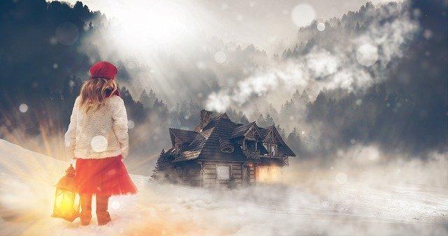 Amintiri înzăpezite cu parfum de poveste și de iubire