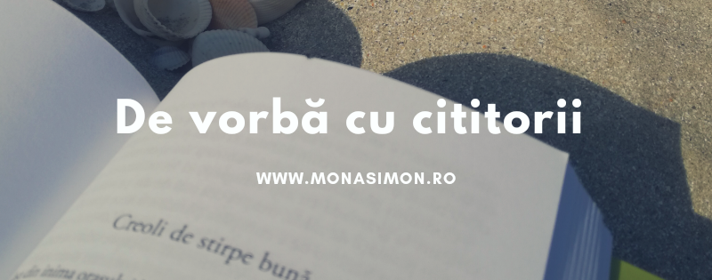 De vorbă cu cititorii: Violeta Giol