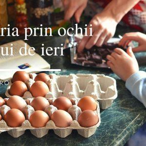 Bucătăria prin ochii copilului de ieri
