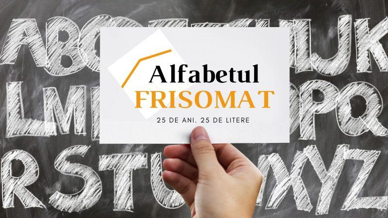 Alfabetul FRISOMAT