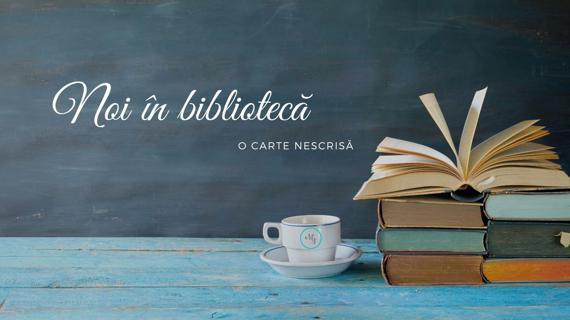 Cărți noi în bibliotecă