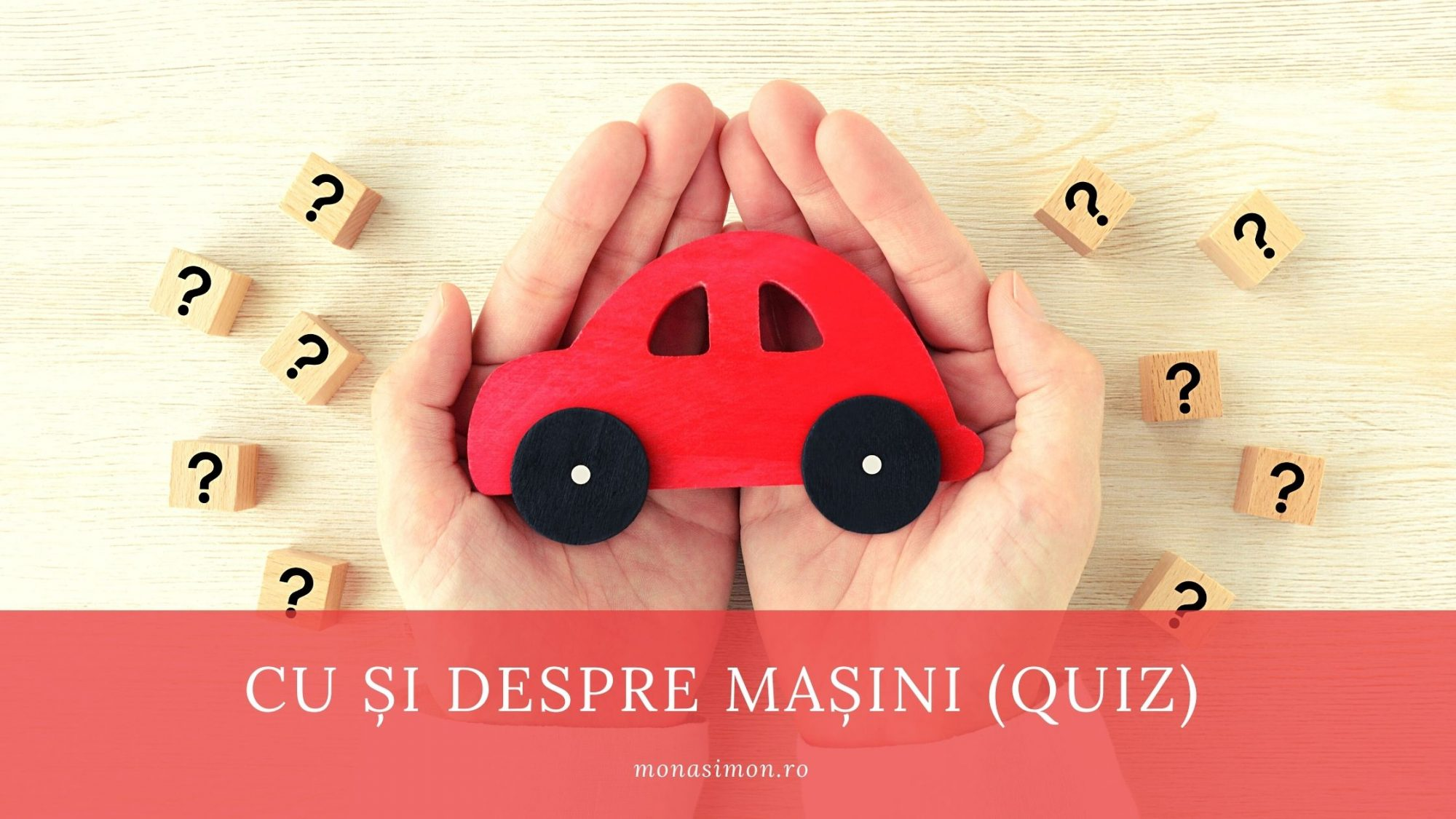 Cu și despre mașini (quiz)